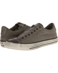 Converse Chuck Taylor All Star Burnished Canvas - Lyst