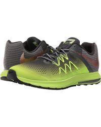 8209416e233 Lyst - Nike Air Zoom Pegasus 34 Running Shoe - Shield in Blue for Men