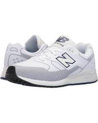 pretty nice 74ba2 47b97 Lyst - New Balance Mtl574 in White for Men