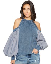 Free People - Catch A Glimpse Top - Lyst