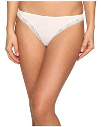 La Perla - Airy Blooms Thong - Lyst
