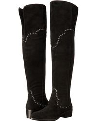 Frye - Ray Grommet Over-the-knee - Lyst
