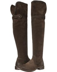 Frye - Shirley Over-the-knee Riding - Lyst