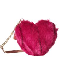 Betsey Johnson | Fur Your Eyes Only | Lyst
