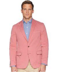 Polo Ralph Lauren - Garment Dyed Cotton Stretch Sportcoat - Lyst