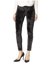 d21e7ff11bbe7 MICHAEL Michael Kors - Velvet Leggings (black) Casual Pants - Lyst