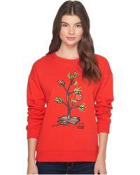 Vans - Peanuts Christmas Tree Crew - Lyst