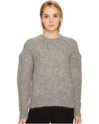 Neil Barrett - Hairy Cables 1,5 GG Sweater - Lyst