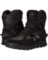 3aca36a36907 Lyst - New Balance Fresh Foam 1000v1 Winter Boot in Black for Men