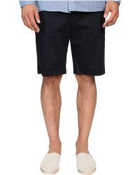 Vince - Cotton Sateen Urban Shorts - Lyst