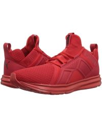 367b39e28c5c Lyst - PUMA Enzo Mesh Wide in Red for Men