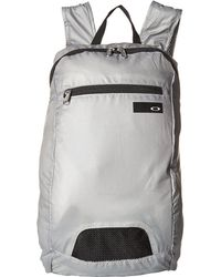 36d5f8d80807 Lyst - Oakley Packable Backpack in Green for Men