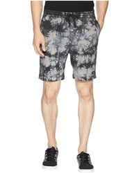 Huf - Tie-dye Shorts - Lyst