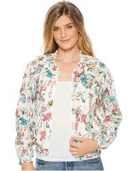 Sanctuary - In Bloom Zip-up Jacket - Lyst