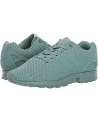 Lyst Adidas Originals Zx Flux Clima Pastels in Blue for Men
