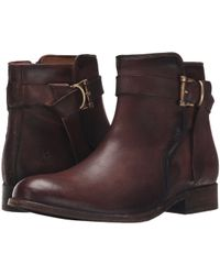 Frye - Melissa Knotted Short - Lyst
