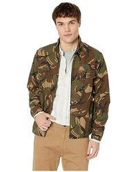 c957c52e2a6a1 J.Crew Wallace & Barnes Garrison Jacket in Green for Men - Lyst