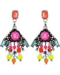 DANNIJO | Laiba Earrings | Lyst