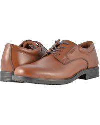 Rockport - Essential Details Waterproof Plain Toe Oxford - Lyst