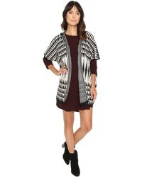 Michael Stars - Triangle Banded Cape - Lyst