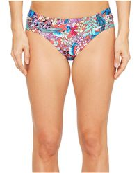 Kenneth Cole - Tropical Tendencies Tab Side Hipster Bottom - Lyst