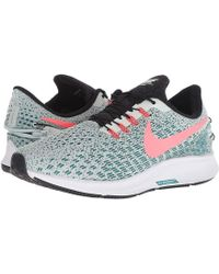 uk availability 90f29 8cb28 Nike - Air Zoom Pegasus 35 Flyease (barely Grey hot Punch geode Teal