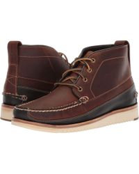c75da18938e Lyst - Cole Haan Pinch Weekender Chukka Boot in Black for Men