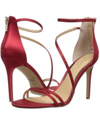 d51dec030766 Lyst - TOPSHOP Gail Leopard Print Slingback Shoes