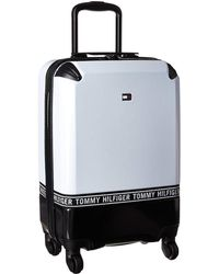 """Tommy Hilfiger - Courtside 20"""" Upright Suitcase - Lyst"""