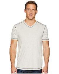 Agave - Dawn Patrol Short Sleeve V-neck (heather) Short Sleeve Pullover - Lyst