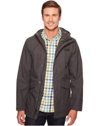 The North Face - El Misti Trench Ii - Lyst