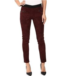 Womens Skinny Boy Stretch-Cotton Corduroy Trousers Blank NYC ujYzr