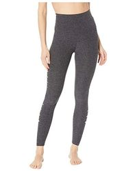 76dff460a Beyond Yoga Breakout High-waisted Midi Leggings (timber Breakout ...