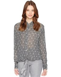 Amuse Society - Under My Spell Woven Top - Lyst