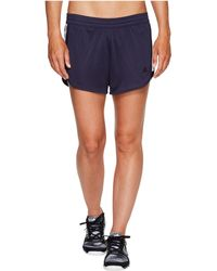adidas - 3-stripes Knit Shorts - Lyst