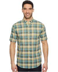 Pendleton - S/s Seaside Button Down Shirt - Lyst