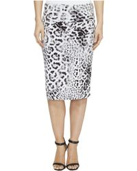 Kamalikulture - Straight Skirt - Lyst