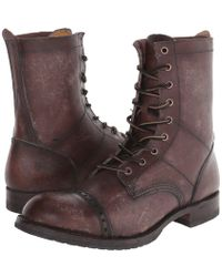 Frye   Logan Jump Boot   Lyst
