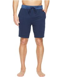2xist - Modern Classic Lounge Shorts - Lyst