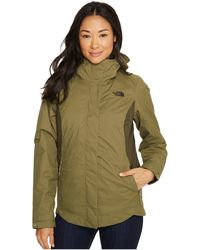The North Face - Mossbud Swirl Triclimate® Jacket - Lyst