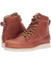 Volcom - Smithington Ii Boot (rust) Boots - Lyst