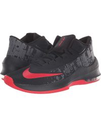 2c5b2837e6 Nike - Air Max Infuriate 2 Mid (black/university Red/anthracite) Basketball