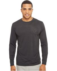 Volcom - Distortion Long Sleeve Loose Fit Rashguard - Lyst