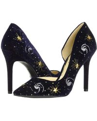 baee40fdb96 Jessica Simpson - Lucina 4 (celestial Blue Sparkle Velvet) Shoes - Lyst
