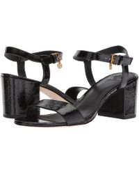 bea080ca8ebd Lyst - Women s Tory Burch Low and mid heels On Sale