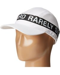 Mostly Heard Rarely Seen - Zipper Convertible Visor Hat - Lyst