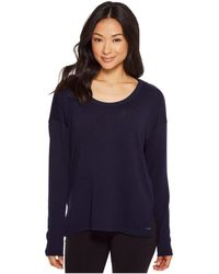 Lorna Jane - Don't Look Back Long Sleeve Top - Lyst