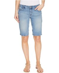 Calvin Klein Jeans - City Shorts In Clouded Vista Wash - Lyst