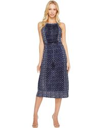 Lucky Brand - Printed Knit Dress - Lyst