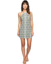 Maaji - Pool Tiles Short Dress Cover-up - Lyst